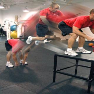 Entrenamiento funcional: trabajo de piernas para un runner