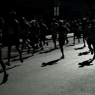 La muerte súbita en competiciones de larga distancia