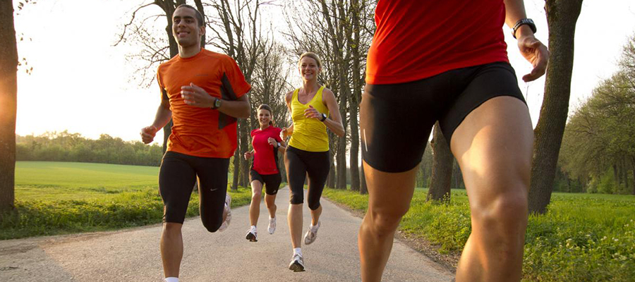 ¿Sobre qué superficie es mejor correr?