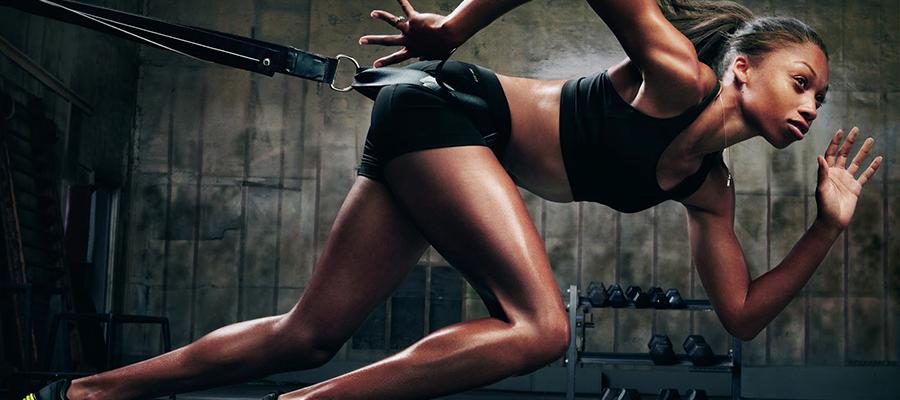 Entrenar con intensidad para adelgazar y perder peso de forma efectiva
