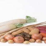 Una gran fuente de hidratos: los tubérculos