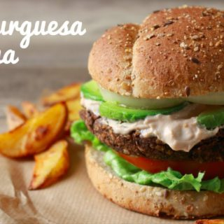 La hamburguesa falsa Beyond Meat