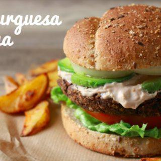 La hamburguesa falsa Beyond Meat