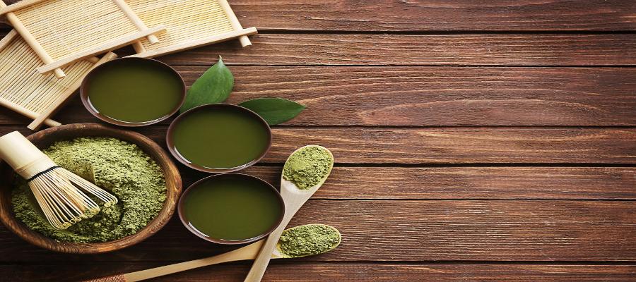 El Té Verde Matcha no adelgaza