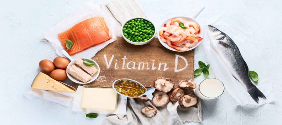 Vitamina D: Salud