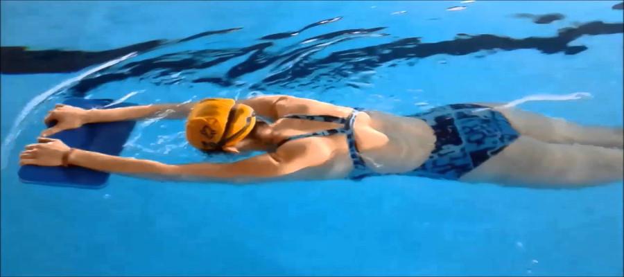 El error de nadar con tabla