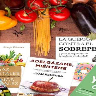Los libros de Julio Basulto